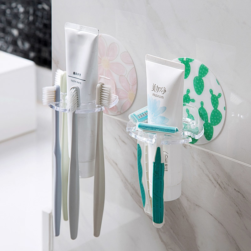 Plastic Bathroom Accessories Organizer