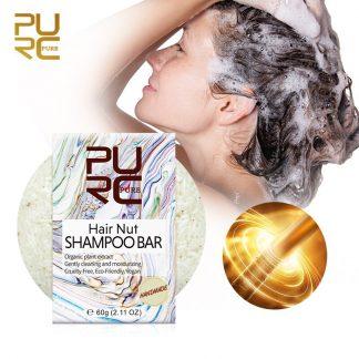 Organic Hair Nut Shampoo