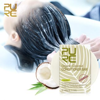 Natural nourish and shiny smooth hair