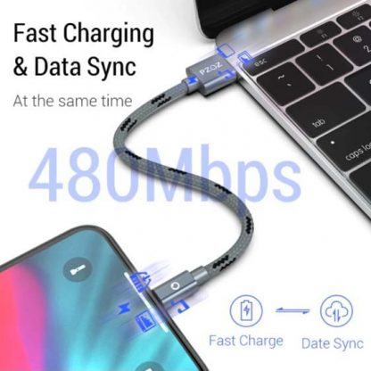 Fast Charging and Data Sync